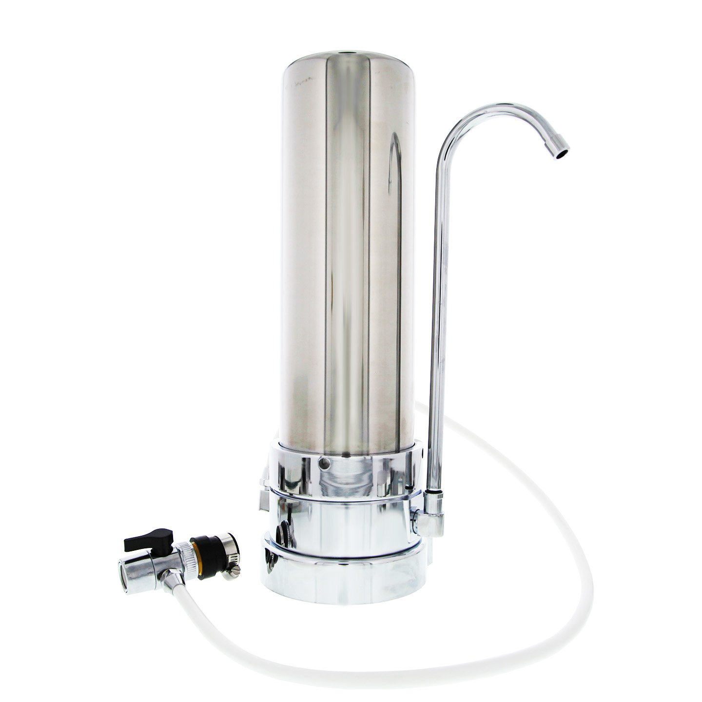 Tier1 Stainless Steel Countertop Drinking Water System