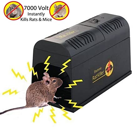 Mousebye high voltage electronic rat rodent trap electric mousebye high voltage electronic rat rodent trap electric mouse rodent zapper killer get rid ccuart Gallery