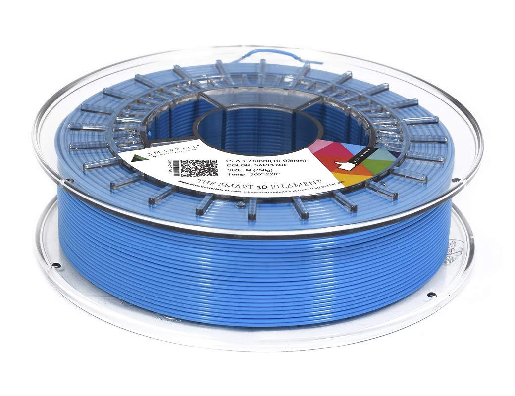 Smartfil PLA, 1.75 mm, Sapphire, 330g Filamento para Impresión 3D ...
