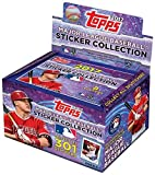 MLB Sticker Refill Box, Small, Black