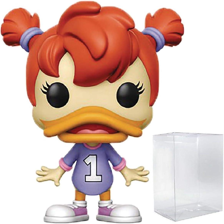 Nr Disney NEU /& OVP Darkwing Duck: Gosalyn Mallard 298 - Funko POP