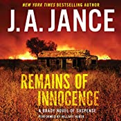 Remains of Innocence: A Brady Novel of Suspense | J. A. Jance
