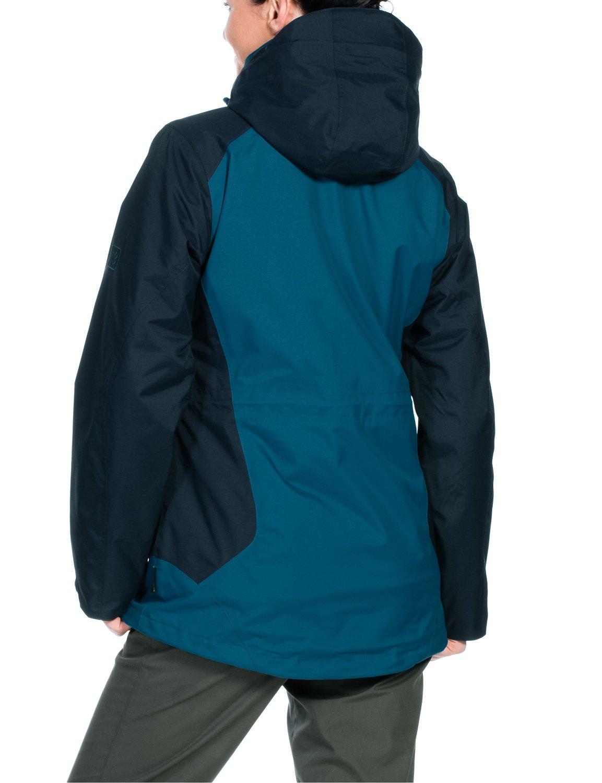Jack wolfskin herren 3in1 jacke serpentine jacket