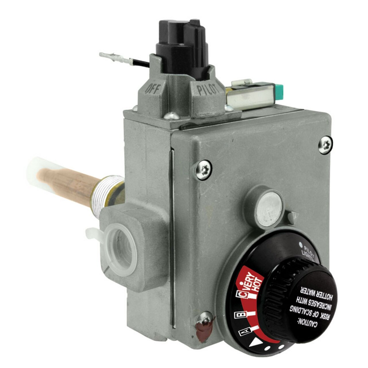 Rheem SP14270H Gas Control Thermostat, Natural Gas