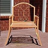 Cheap GCD-Austram Patio Arm Chair, 30-Inch, Mustard Yellow