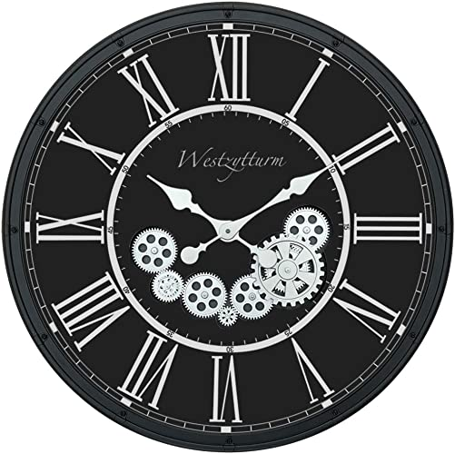 Westzytturm 30 Large Wall Clock Large Decorative