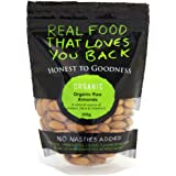 Honest to Goodness Organic Almonds Raw, 200 g