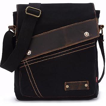 Amazon.com: kiddiezoom Unisex Vintage bolsas de hombro bolsa ...