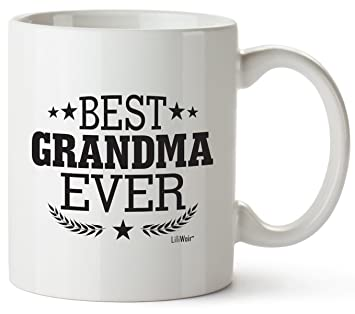 Gifts For Grandma Best Great Funny Christmas Birthday Gift Mothers Day To