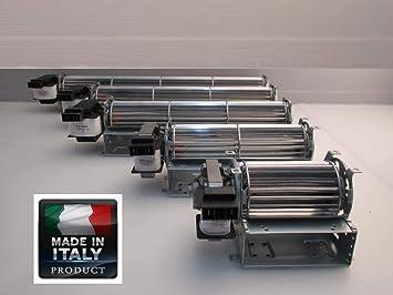 ventilador tangencial DN (, 48 SX: Amazon.es: Bricolaje y herramientas