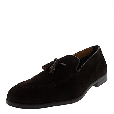 Mens Loafers Shoes Dickson Suede