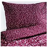Ikea Bettwäsche Set Lyckoax Bettgarnitur 140x200 Cm Und 80x80 Cm