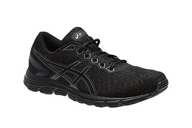 Asics Gel Zaraca 5 T6G8N 9095 Womens Black Shoes Size: 5 UK