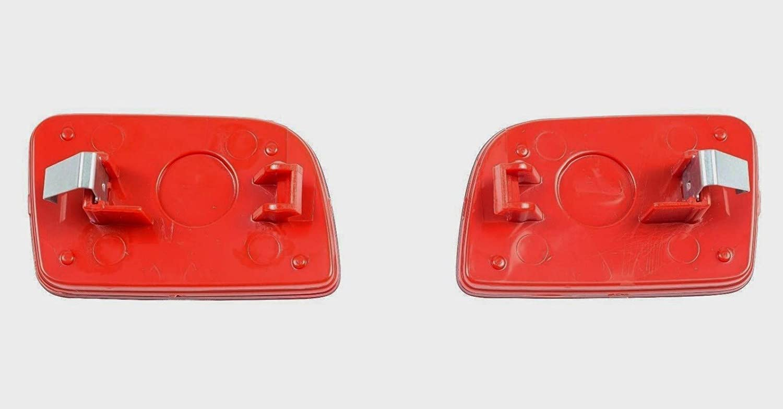 R/éflecteurs de pare-chocs arri/ère pour Scenic II Scenic Grand II Master III Movano B NV400 L+R