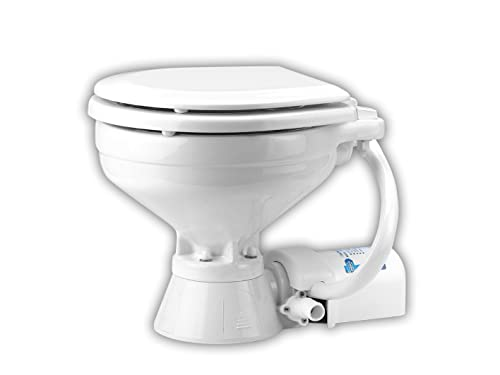 Jabsco 37010 Series Electric Marine Toilet Macerator