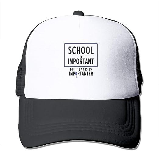 171cfee21a5172 Amazon.com: Riokk Az School is Important But Tennis is Importanter ...