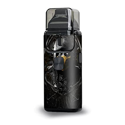 Amazon.com: Skin Decal Vinyl Wrap for Aspire Breeze 2 II ...