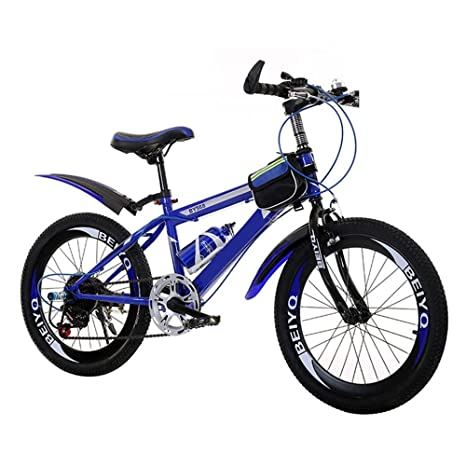 XiXia X Bicicleta de montaña Plegable para niños Speed Mountain ...