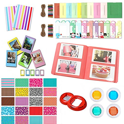 Darkhorse Accessories Bundle Set For Fujifilm Instax Mini...
