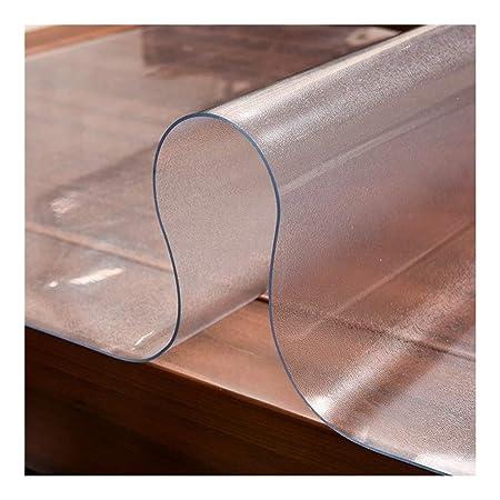 HUJSH 2mm Protector De PVC Impermeable para Mantel, Mesa, Mesa De ...