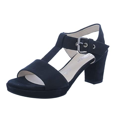 Gabor Comfort Damen Sandaletten 22.394.26 blau 643157