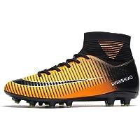 Zapatos de fútbol para Hombres y Mujeres Zapatos Deportivos para Adultos TF Zapatos de Entrenamiento de uñas rotas, Zapatos de fútbol 2019 Zapatos de Zapatillas de Deporte