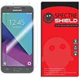 Samsung Galaxy J3 Emerge Screen Protector, Spectre Shield Full Coverage Invisible HD Clear Anti-Bubble [Lifetime Replacements]