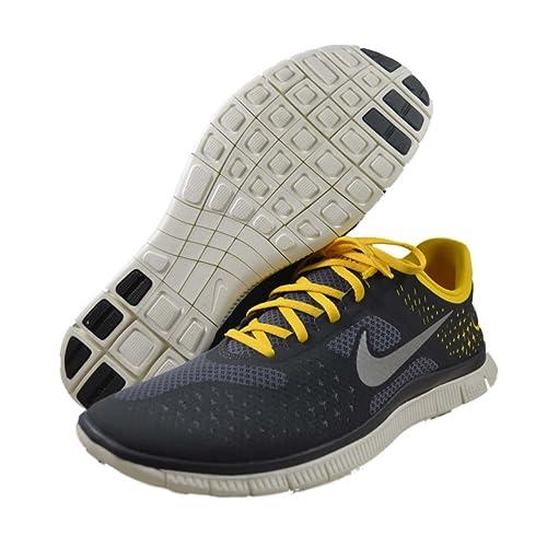 0cd5611b240b Nike Free 4.0 V2 LAF (Lance Armstrong) - Dark Grey   Reflect Silver ...