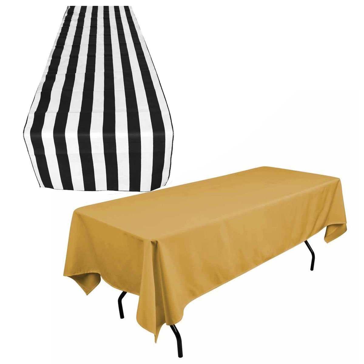 Tablecloth & Table Runner Combo Pack