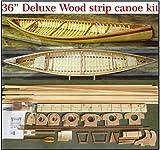 36 E.M. White Guide strip canoe kit