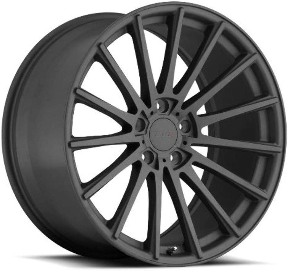 TSW DONINGTON Grey Wheel with Painted Finish 20 x 8.5 inches //5 x 114 mm, 40 mm Offset