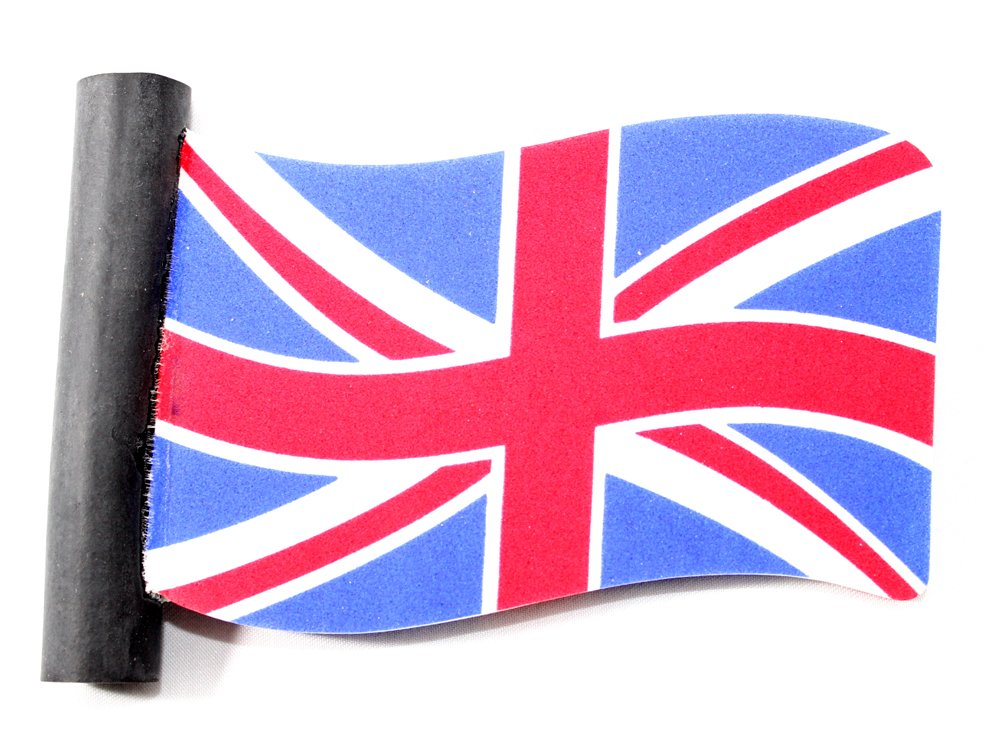 Union Jack Aerial Topper England British - Individually Packaged - UK Gifts Parker and Paul