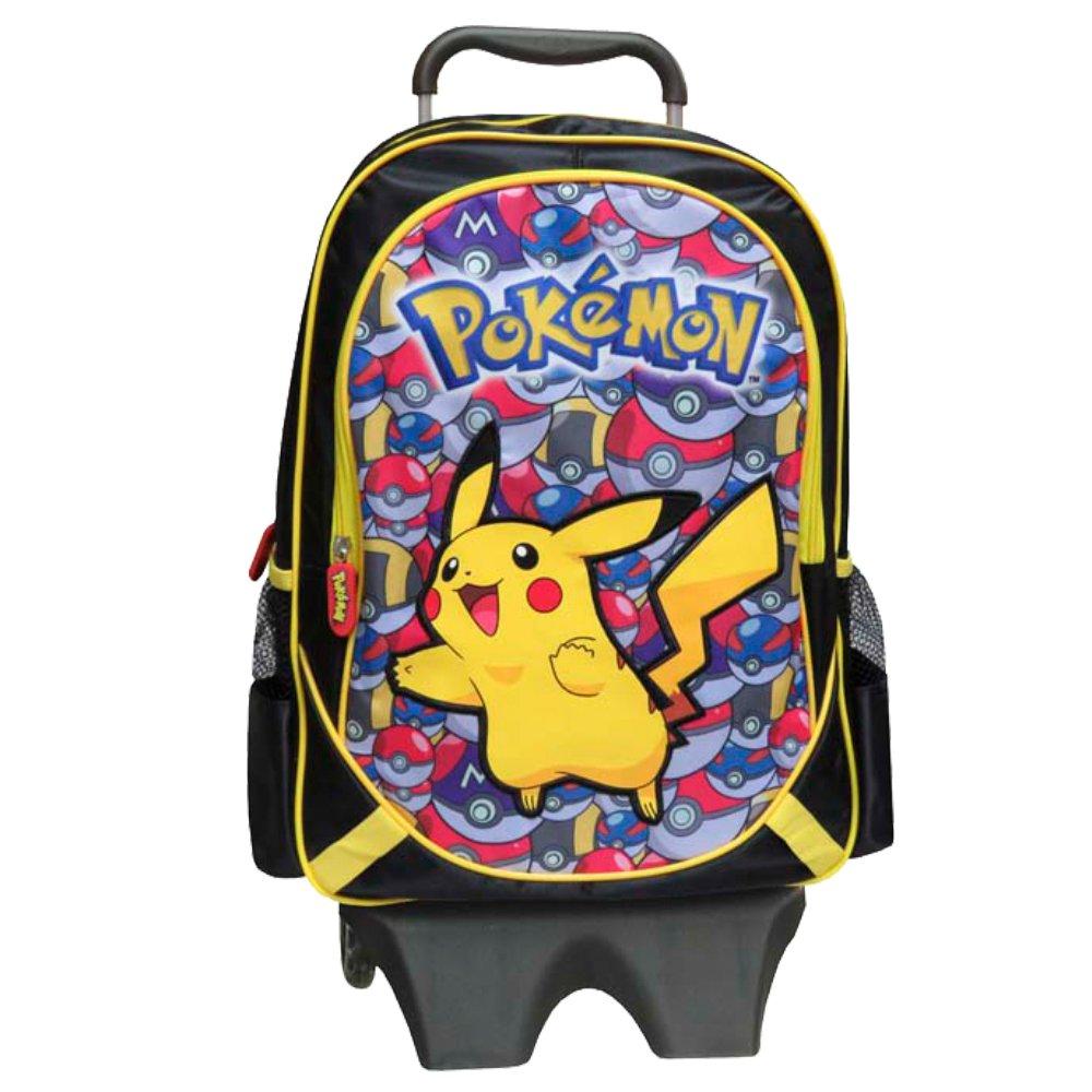 Pokemon mc-233-pk 35 cm Pikachu avec Pokéballs Turnbeutel