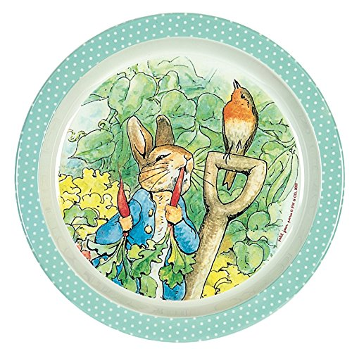 Petit Jour Paris Peter Rabbit Baby Plate - ()