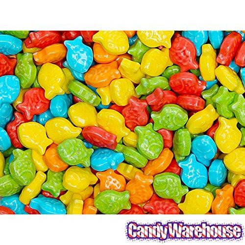 Aquarium Fish Tangy Candy - 2LB Bag