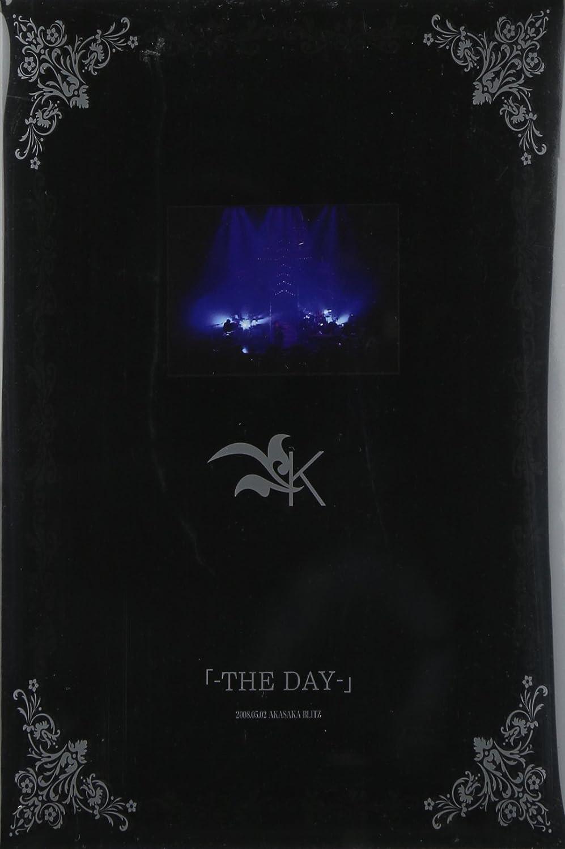 「THE DAY -約束の日-」2008.05.02 AKASAKA BLITZ [DVD] B001HXY7OO
