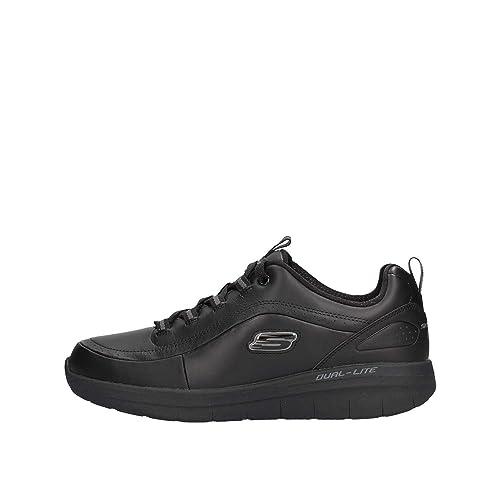 Skechers 52653 Sneakers Uomo Nero 41½