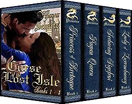 Curse of the Lost Isle Boxed Set: Books 1 - 4 by [Schartz, Vijaya]