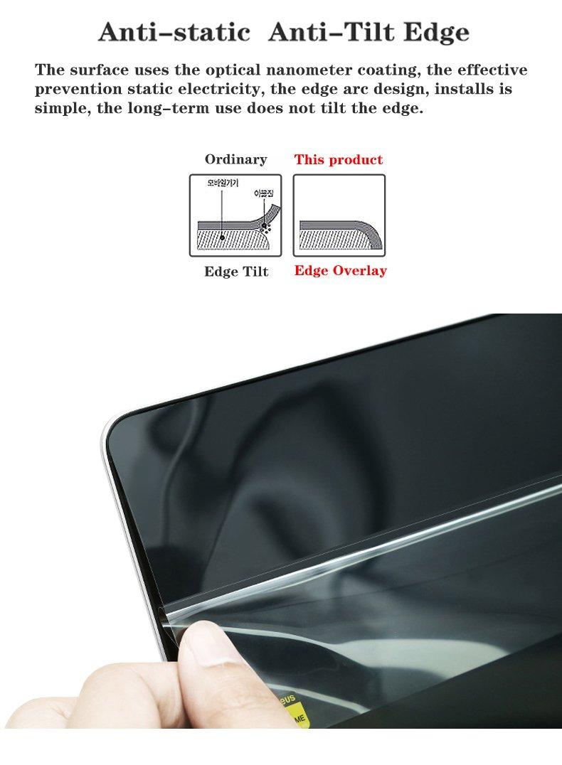 Lenovo 500e Chromebook Screen Protector,HD Clear LCD Anti-Scratch Anti-Fingerprints Guard Film For 11.6'' Lenovo 500e Chromebook 2-in-1 Laptop(2-pack) by Liudashun (Image #4)