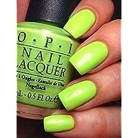 OPI Nail Lacquer, NLN33 , Life Gave Me Lemons, 15 ml