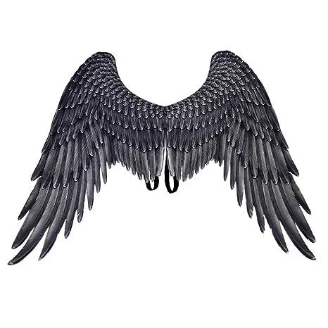 Amazon Com Kangcat Unisex 3d Angel Wings Halloween Mardi