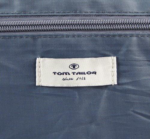 Tom Tailor Acc MIRI DELUXE Shopper, Borsa shopper donna Nero (Schwarz (schwarz 60))