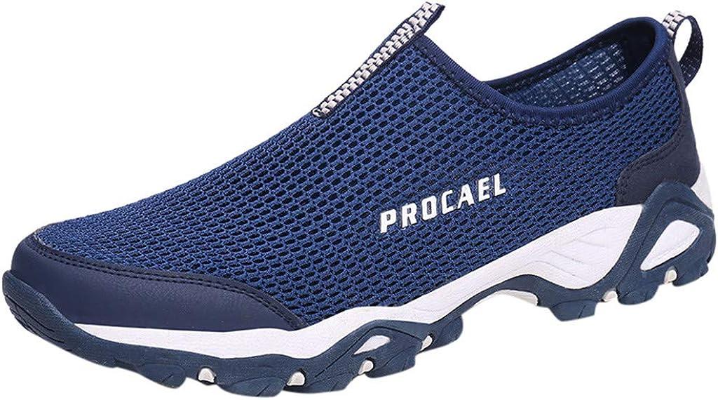 Darringls Zapatos de Deporte, Zapatillas Running Hombre Mujer ...