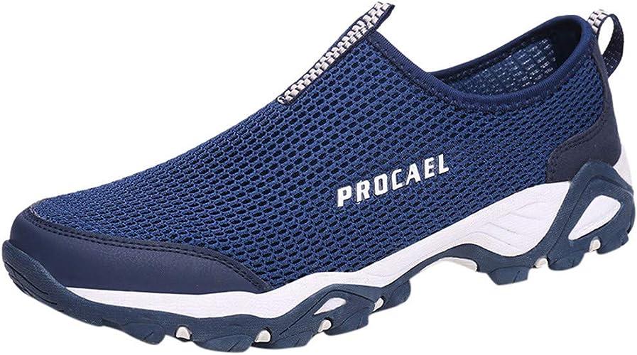 Chaussures de Basket Running Sport Gar/çon Homme Basket Sneakers Running Sports Fitness Shoes