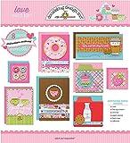 DOODLEBUG 6014 SP Punny Love Card Kit,