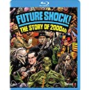 Future Shock! The Story Of 2000AD (Blu-ray)