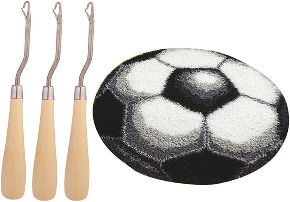 perfk - Kit de Alfombra con Forma de futbolín: Amazon.es: Hogar