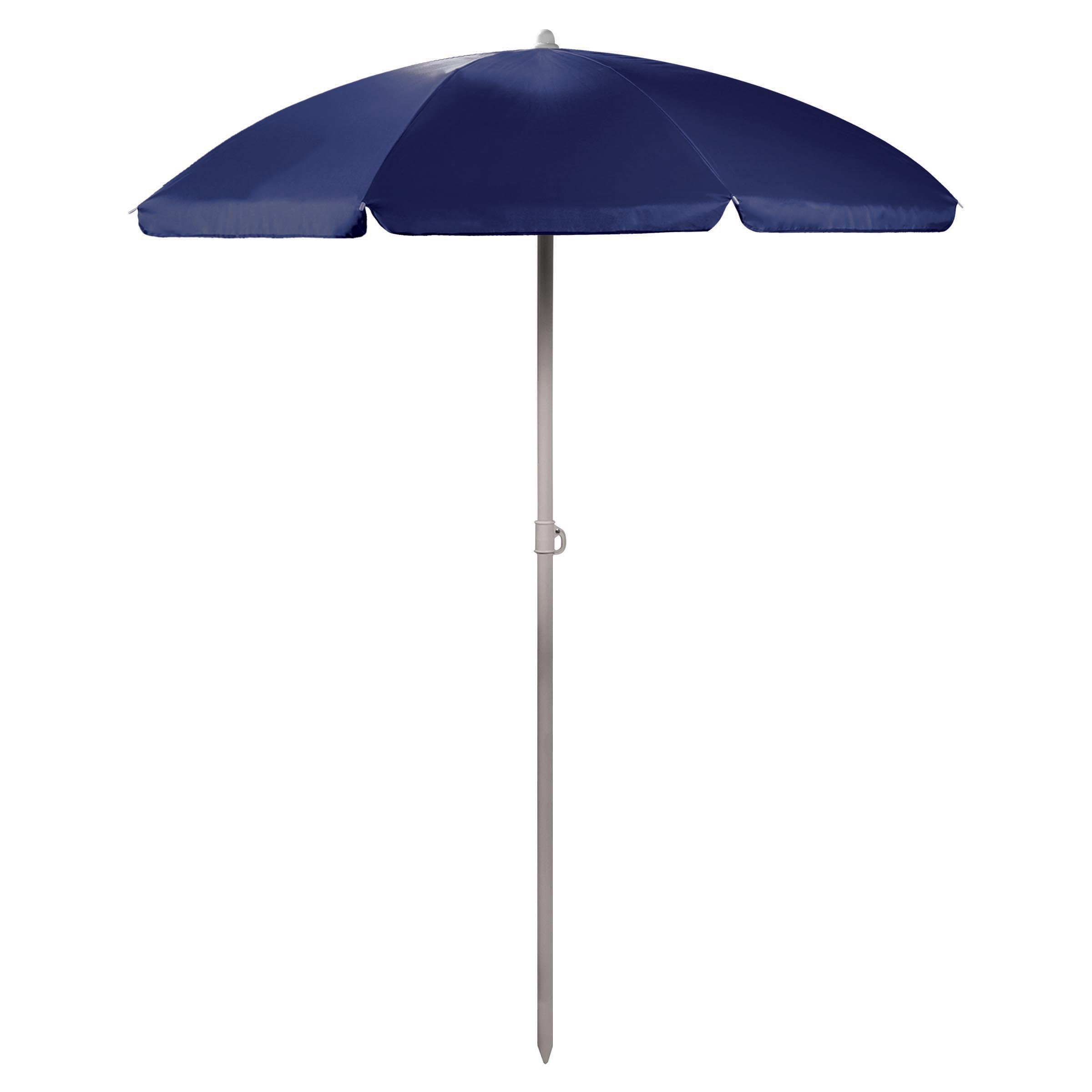 ONIVA - a Picnic Time Brand Outdoor Canopy Sunshade Umbrella 5.5', Navy by ONIVA - a Picnic Time brand