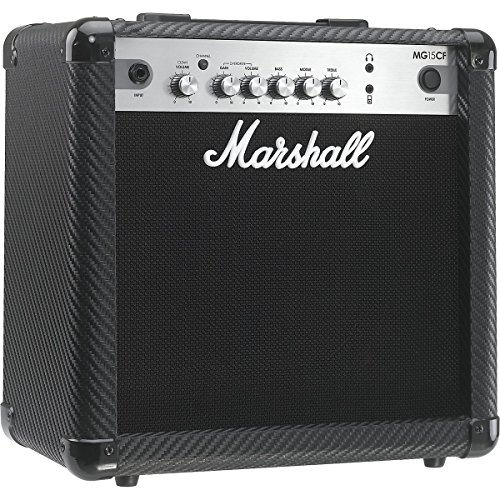 Marshall MG15CF MG Series 15-Watt Guitar Combo Amp by Marshall Amps