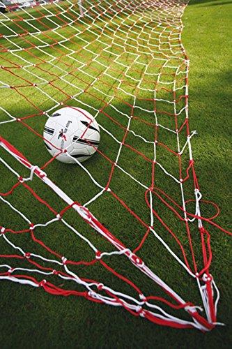 Precision Soccer Field Equipment 4mm Polyethylene Square Mesh Goal Net Only by Precision Training